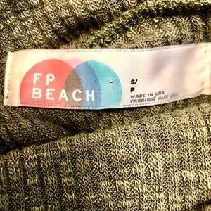 Free People Sweaters - Free People Beach Open Back Turtleneck Top, Small